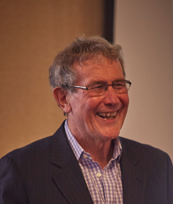 Picture of Prof Tony Plant